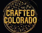 Crafted Colorado Blanket Scarf DIY Class - November 2016