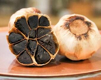 Black Garlic - Certified Organic - From South Korea