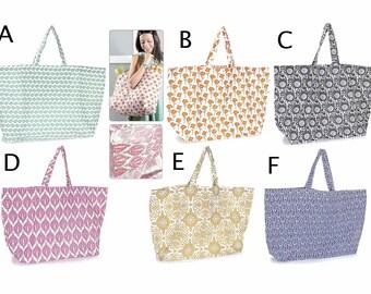 Cotton Bag Shopper Shoulder Bag