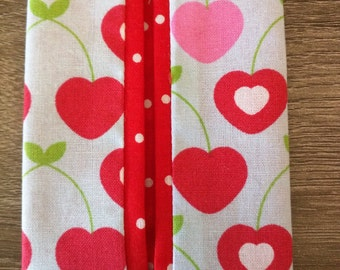 Cherry Cherries Pocket Tissue Holder