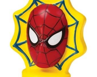 Amazing Spiderman Cake Candle / Spider man /Spider-Man/ Spider-Man Candle