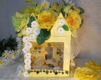 Fairy House, Cottage, Fairies, Gnomes, Collectibles, Doll Houses, Elves, Hobbits