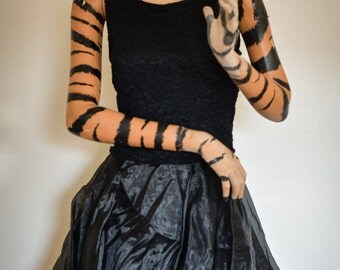 1980s/90s Party Dress