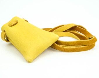 Navajo Leather Medicine Bag Pouch