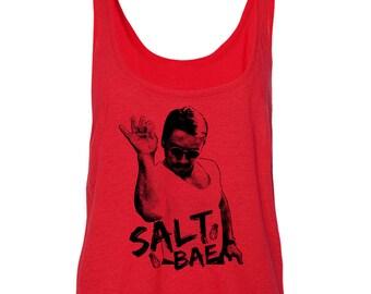 Salt BAE Women's Boxy Tank Top Tees