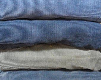 70's vintage imperfect Levi corduroy pants, lot of 5 colors, wear or make your own cutoffs or craft projects