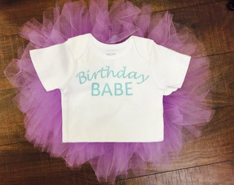 Birthday Babe | Girls first birthay