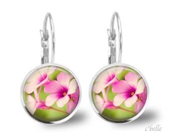 Earrings flowers Spring 1