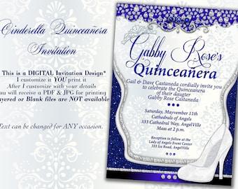 Quinceanera invites | Etsy
