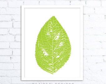 Leaf Art, Nature Prints, Home Decor Wall Art, Nature Art, Nature Photography, Home Decor, Home Decor Prints,Leaf Print, Leaf Decor