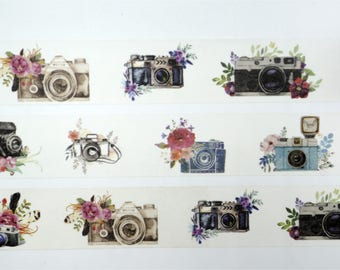 Cameras  Washi Tape/Japanese Washi Tape / Deco tape TZ889