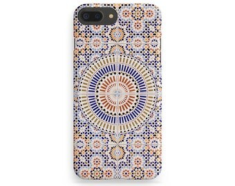 Moroccan iPhone Case, iPhone 6 Case, iPhone 7 Cover, Marble iPhone 7 Plus, iPhone 6 Plus, iPhone Case, Tile Phone Cover, Marble iPhone 4-5