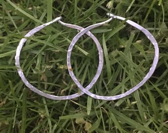 Recycled Aluminum Hoops