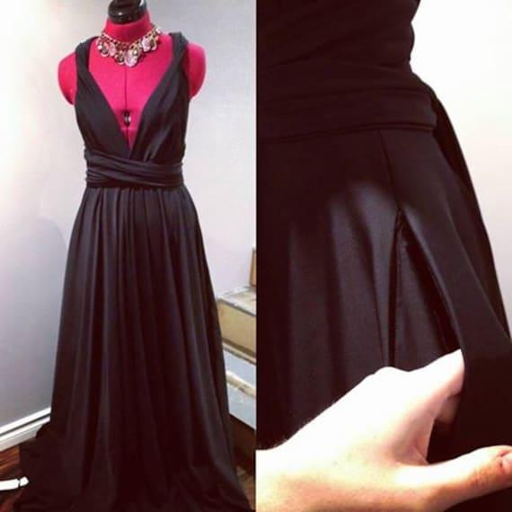 Convertible Dress - Add Pockets