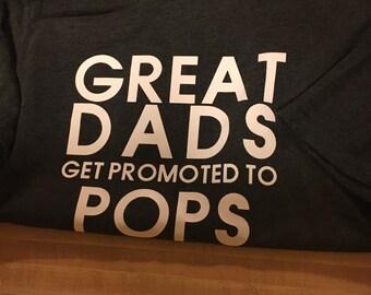 Custom Grandpa Tshirt