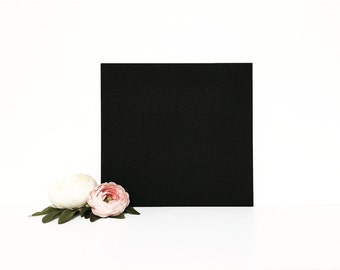 Decorative blank square wedding chalkboard| wedding sign|  chalkboard sign|  home decor