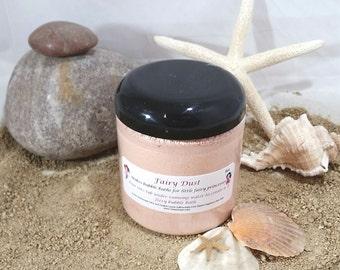 Bubble Bath Bubble Dusts: Blue Shark Dust, Pink Fairy Dust, Green Zombie Dust