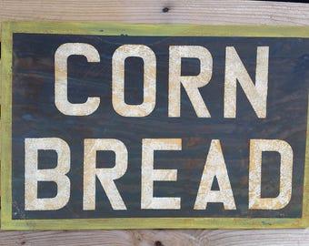 Corn Bread Etsy