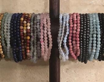 Energy Mala Bead Bracelets-Various Meaning