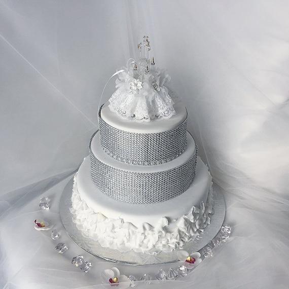 Glass Castle Wedding Cake Topper Wedding Cake Topper Fairy
