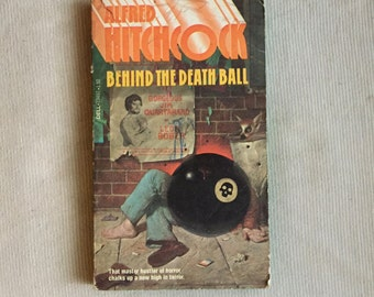ALFRED HITCHCOCK's Behind The Death Ball (Paperback Anthology)