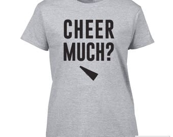 Cheer t-shirt / Cheer Shirt / Cheerleader Shirt / 307