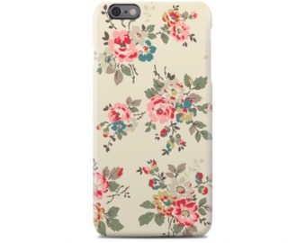 Flowers iPhone 6 Case, iPhone 6S Case, iPhone 6 Plus Case, iPhone 5 Case, iPhone 5S Case, iPhone 5C Case, Samsung Galaxy Case S5, S6, S7