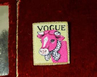 vogue cow