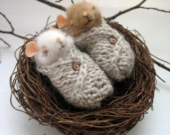 Mouse Nest Etsy