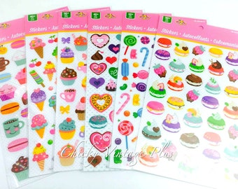 Stickers - Sweets