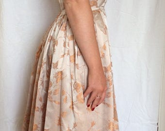 Vintage prom or bridesmaid dress
