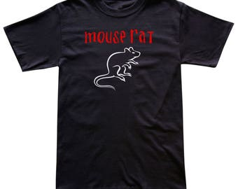 Mouse Rat T-Shirt, Andy Dwyer Chris Pratt Comedy T-Shirt