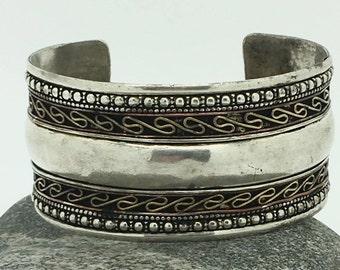 bracelet jonc Navajos  ar