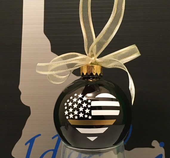 Thin Gold Line Ornament Dispatcher Ornament Dispatcher