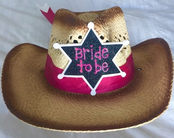 Cowgirl / Cowboy Party Hats
