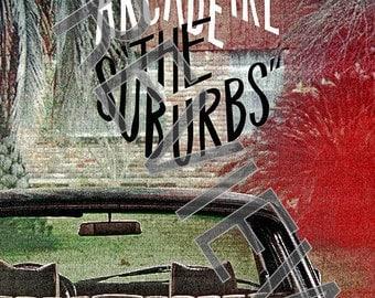 Tshirt - Arcade Fire: The Suburbs (2010)