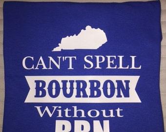 Bourbon and BBN Shirt