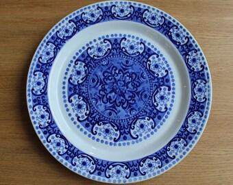 Arabia Finland Ali breakfast plate 23.5cms