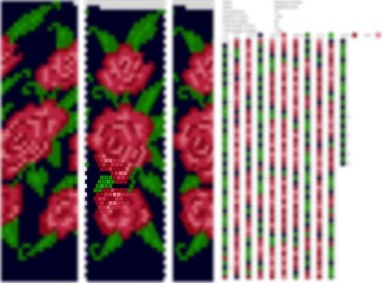 Diy Necklace Bead Crochet Pattern Pdf Tutorial Crochet