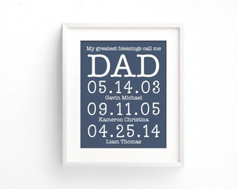 Fathers Day Gift | Gifts for Dad | Fathers Day Gift from Daughter | Gift from Daughter | Gift for Dad | Fathers Day Gift from Wife