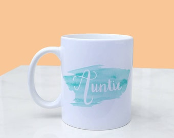 Auntie - White 11oz Mug