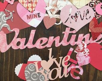 Valentine Die Cuts