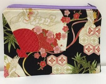 Pouch, Pencil Case, Make Up, Gift, Teacher Gift, Bridesmaid gift, Coin Purse, New Mum Gift, Nappy Bag, Organiser, Bag Organiser,Cosmetic bag
