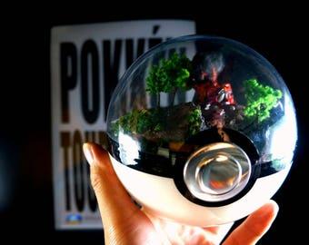 Select from list - Pokeball Diorama