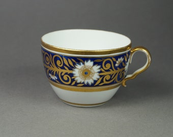 Antique Early 19th Century Spode Porcelain Cup Pattern 893 Circa 1805