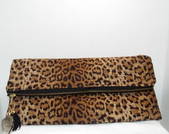 11.5 x 11.5 Foldover Clutch Bag