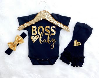 Black Baby Clothes Etsy