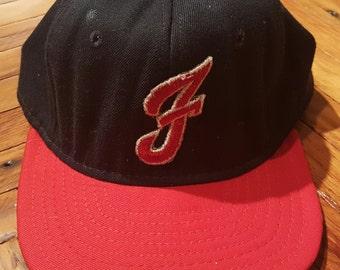 Vintage Hat Vintage Baseball Hat Snapback Hat Vintage Little League Hat Vintage Sports Hat 1990s Hat Vintage High School Baseball Cap