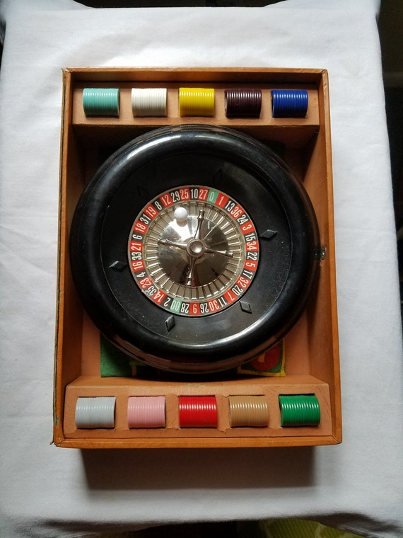 Roulette Toy