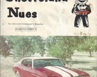 Vintage Magazine, Chevroland News volume five, number 10